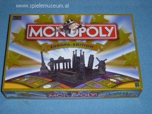 Monopoly Europa Edition Spielanleitung